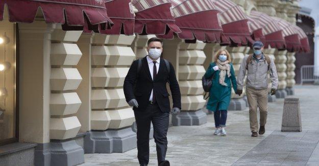 Rusia ve a spike en el coronavirus casos como el bloqueo de las restricciones facilidad