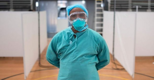 SA facilita restricciones como coronavirus casos de aumento