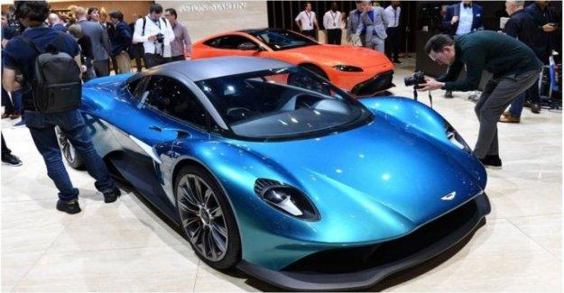 Salón del automóvil de ginebra 2021 off y eventos para ser vendidos