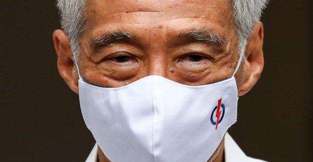 Singapur campaña electoral comienza, PM, hermano de no se ejecuta