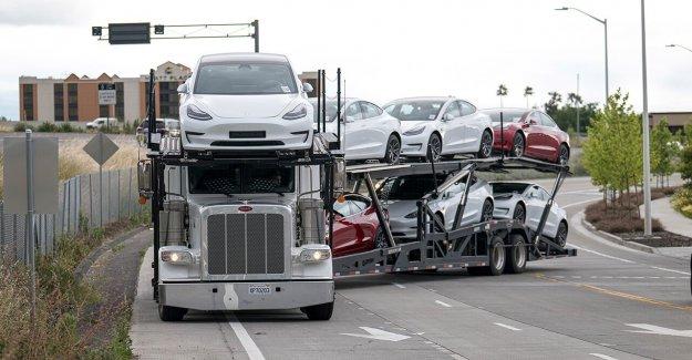 Tesla Model 3 se convierte en la mejor-venta de autos en California, el primer eléctrico a la parte superior de la lista