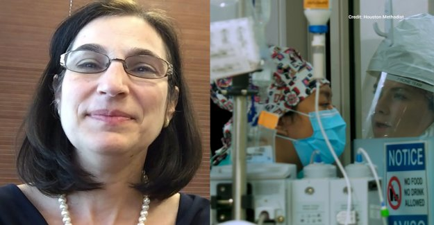 Texas hospital COVID-19 de líder: 'Este aumento se ha trasladado a más de un 50 población