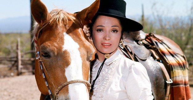 'The High Chaparral', la actriz Linda Cristal muerto a los 89: 'Ella sacrificó todo por nosotros,' hijo dice