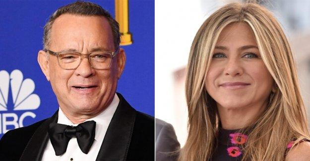 Tom Hanks, Jennifer Aniston dirección de las personas no usan máscaras, socialmente distanciamiento: 'Vergüenza'