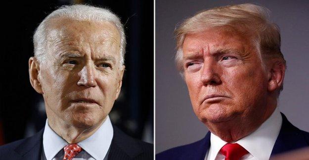 Trump alega Biden personal de la campaña ayudando a conseguir 'Anarquistas de salir de la cárcel'