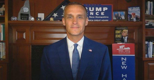 Trump asesor de la campaña de Corey Lewandowski: de 6.000 seguidores en Tulsa rally 'un éxito'