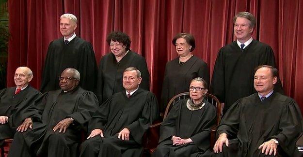 Trump condena decisiones de la Corte Suprema como escopeta de blastos en la cara de los conservadores