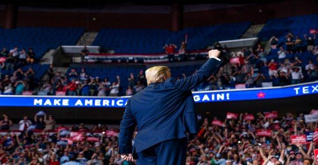 Trump explica rally comentario en ralentizar COVID-19 pruebas en Fox News entrevista