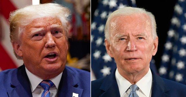 Trump rally coincide con la masiva asistencia al votante de inserción, como la campaña de la temporada se reinicia