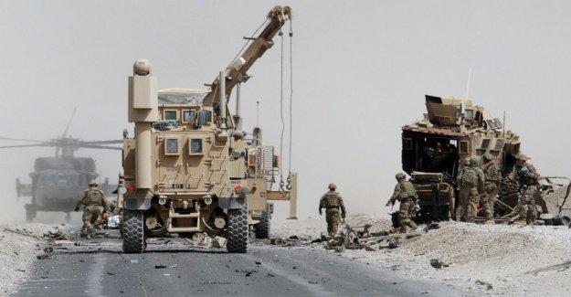 Trump todavía no se informó sobre los informes de Rusia de poner recompensas a los soldados estadounidenses en Afganistán: WH