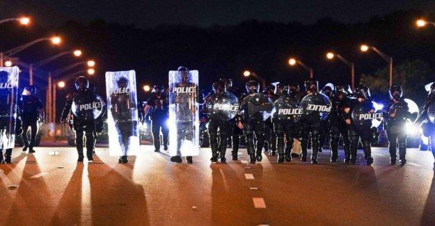 Varios oficiales de la policía de Atlanta ha renunciado en las últimas semanas en medio de protestas