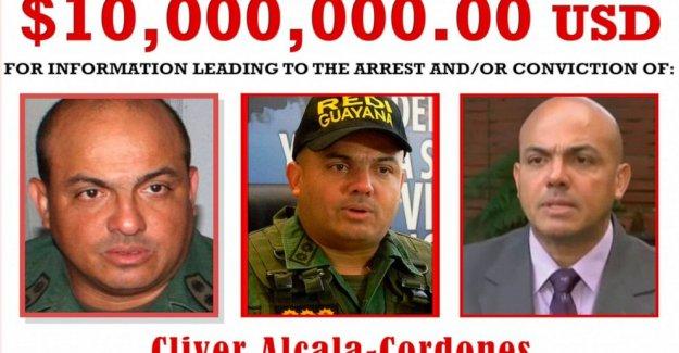 Venezuela generales acusados con Maduro incapaz de pagar abogado
