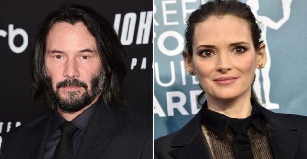 Winona Ryder dice que Keanu Reeves se negó Coppola solicitud a 'gritar cosas para hacer que su grito de 'Drácula' de la escena