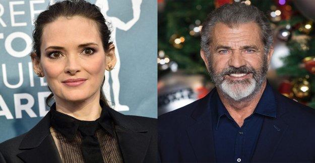 Winona Ryder esperanzas de Mel Gibson luchaba con sus 'demonios' después de que supuestamente haciendo chiste Antisemita años