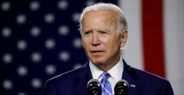 100 días: Biden caras crucial tramo de la campaña de 2020