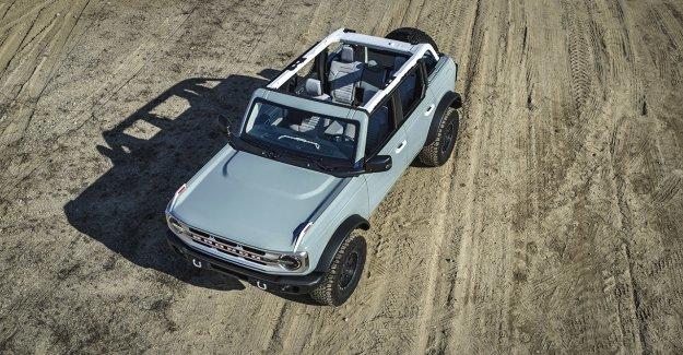 2021 Ford Bronco: Aquí es cuando usted realmente va a ser capaz de conseguir uno