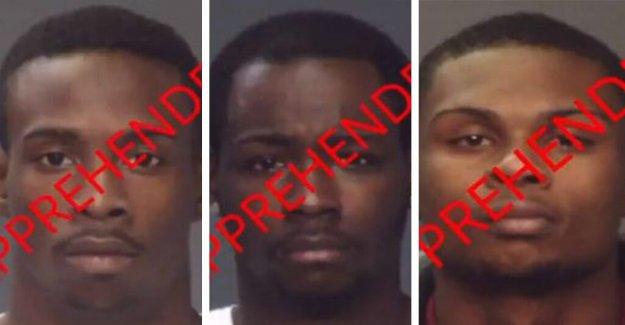 3 NYC hombres acusados de asesinato después de que la unidad-por el disparo que mató a Bronx papá delante de la hija, la policía dice que