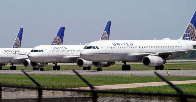 36,000 empleados de United Airlines podría enfrentarse a permisos de salida de este otoño