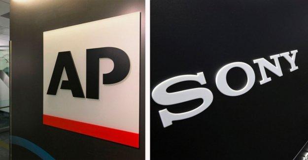 AP, Sony llegar a tratar de nuevo todavía y cámaras de vídeo