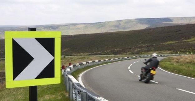 Accidente de advertencia como más ciclistas golpear las carreteras en lockdown