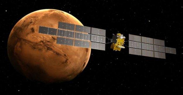 Airbus para construir 'primera interplanetario buque de carga'