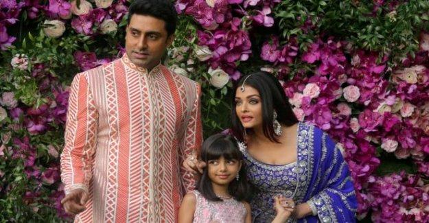 Aishwarya Rai Bachchan dados de alta del hospital