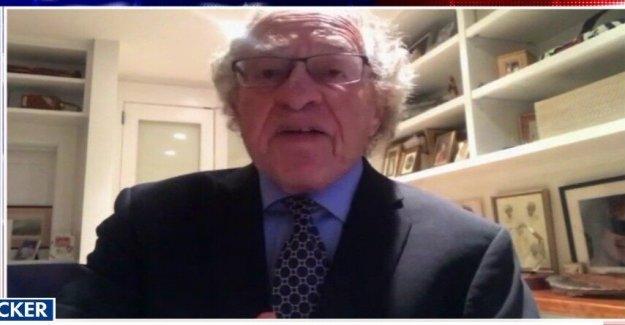 Alan Dershowitz, defiende a sí mismo contra el abuso sexual de las denuncias, la condena acusador como una serie mentiroso'