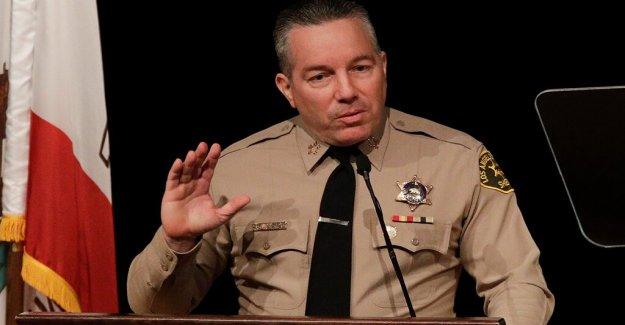 Alguacil de Los Angeles explosiones de los legisladores de más de $145M presupuesto de la corte: no Somos algunos fuera de la fuerza de ocupación'