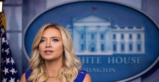 Algunos se preocupan de que la Casa Blanca sesiones informativas son un roto la tradición