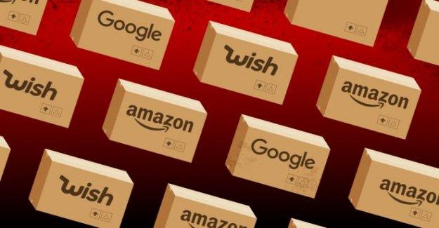 Amazon, Google y el Deseo de eliminar neo-Nazi productos