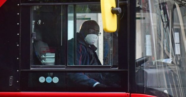 Antes lockdown 'habría salvado de conductores de autobuses