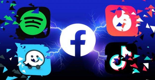 Apps de Apple colapso como Facebook se lleva la culpa