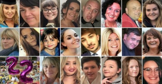 Arena ataque familias se oponen MI5 solicitud