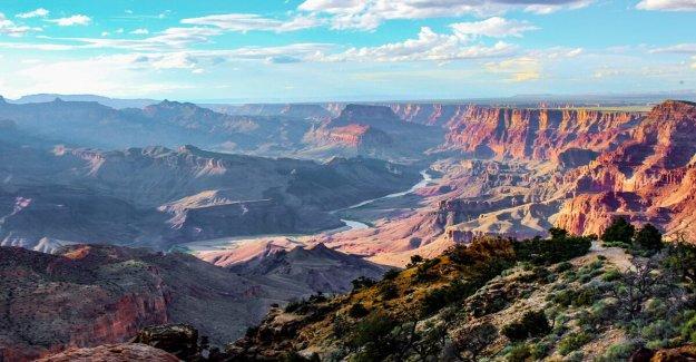 Arizona el cuerpo de la mujer se recuperó en el Grand Canyon National Park