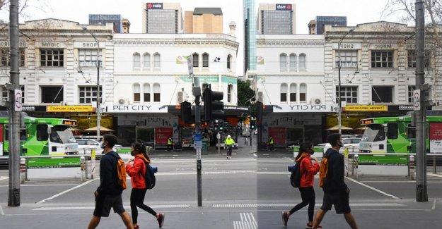 Asia Hoy: Nueva máscara requisito en la ciudad Australiana de mayo pasado