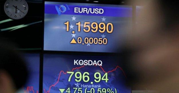 Asia acciones de deslizamiento después de la peor S&P 500 pérdida de casi 4 semanas