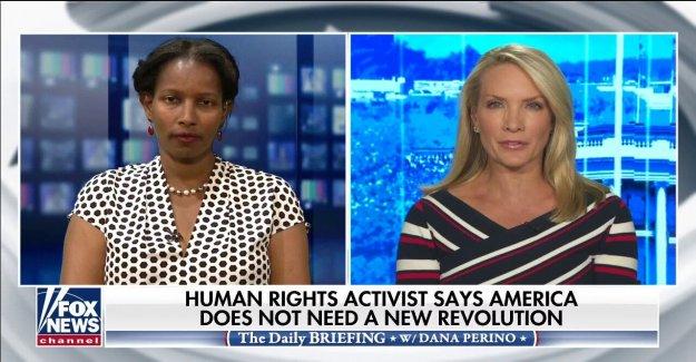 Ayaan Hirsi Ali, explosiones de Ilhan Omar llamada de rehacer NOS dice que no creo que necesitamos una revolución