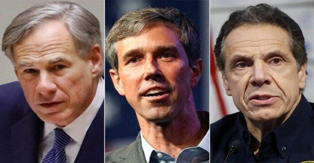 Beto O'Rourke describe partido REPUBLICANO manejo de coronavirus como 'la muerte de culto,' dice Texas necesita una Gob. Cuomo'