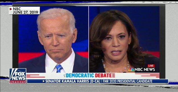 Biden campaña oficial rechaza informe de rift con Harris: no crea todo lo que lea'