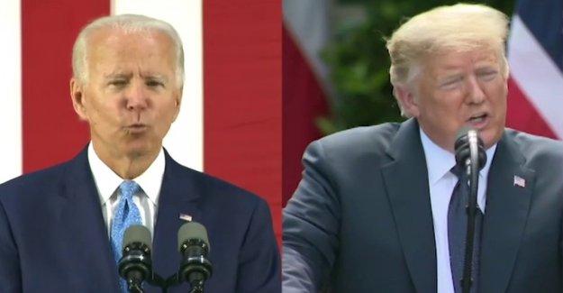 Biden memo de campaña de reclamaciones Trump ataques en el ex-VICEPRESIDENTE de 'activamente rebotando en él, los candidatos del partido REPUBLICANO