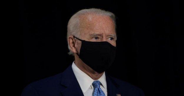 Biden no celebrar mítines de campaña en medio de la pandemia