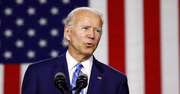 Biden usa Twitter hack en la recaudación de fondos de tono