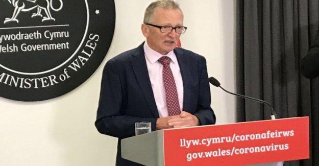 Blindaje en el país de Gales a la final en 16 de agosto de