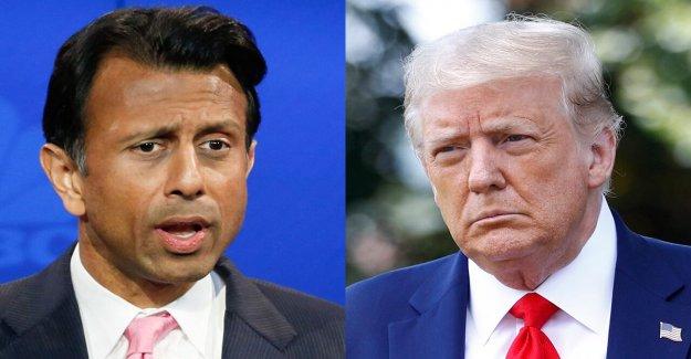 Bobby Jindal slams miopía de nunca-Trumpers: Tienen que admitir que son Demócratas