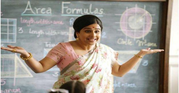 Bollywood 'verrugas y todos los' biopic sobre la computadora humana'