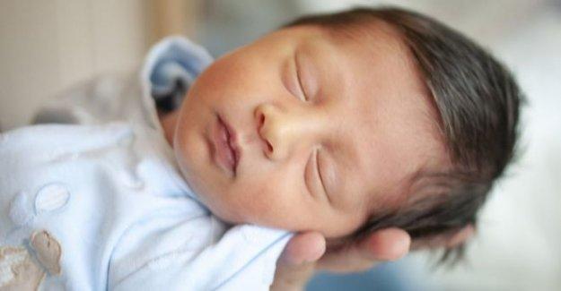 'Boquiabiertos' mundo de la tasa de fertilidad accidente de espera