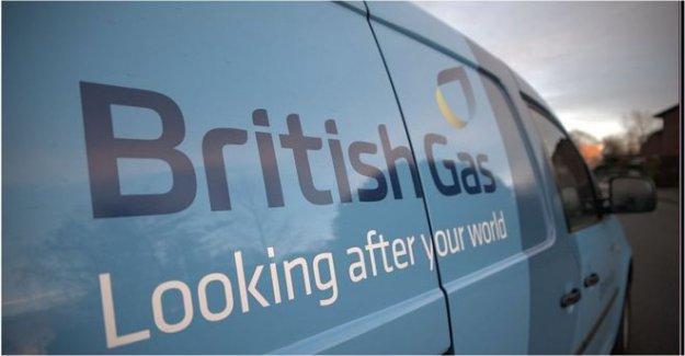 British Gas de los trabajadores dijeron estar de acuerdo los nuevos contratos
