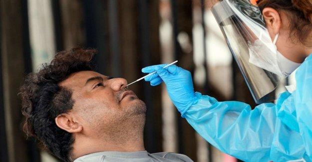 Búsqueda, LabCorp advertir de coronavirus pruebas retrasos como la demanda de sobretensiones en medio de los brotes