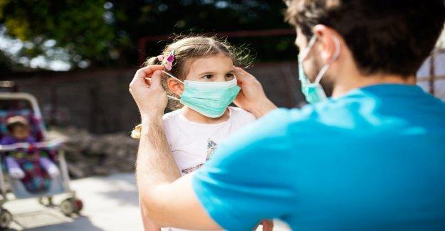 CDC: el 73 por ciento de los niños con coronavirus relacionados con la enfermedad inflamatoria eran previamente sanos