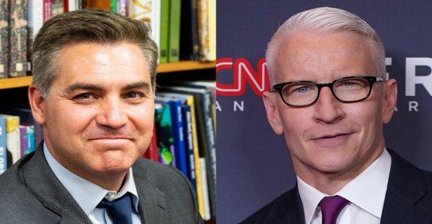 CNN Jim Acosta, Anderson Cooper llamó para partidista comentario después de Trump, el Jardín de Rosas observaciones: 'Triste el funcionamiento de la resistencia de arte'